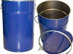 Мусорные баки(обьем 200л), емкости для хранения зерновых