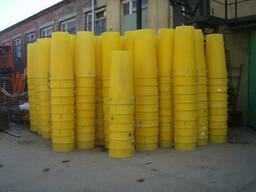 Мусоропровод строительный, рукав для сброса мусора