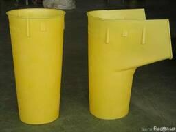 Мусоросброс строительный рукав для сброса мусора мусороспуск