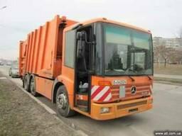 Мусоровоз Mersedes Benz Econic 2628 LL (957.65)
