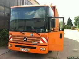 Мусоровоз Mersedes Benz Econic 957.66