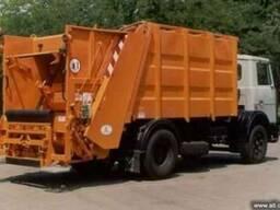 мусоровоз на базе МАЗ 533702-240
