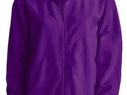 Мужская флисовая куртка цвет фиолетовый в наличие