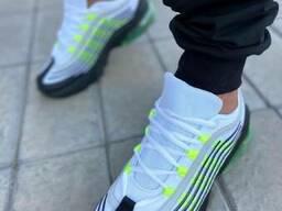 Мужская обувь АирМакс 95 неон