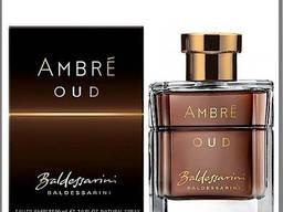 Мужская парфюмированная вода baldessarini ambre oud 90 мл