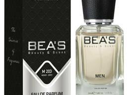 Чоловіча парфумована вода Fon Cosmetic BEA'S М203, 50 мл