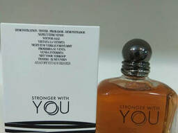 Мужская парфюмированная вода Emporio Armani Stronger With. ..