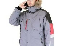 """Мужская зимняя рабочая куртка """"Фрион"""" для руководителей"""