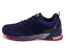 Мужские летние кроссовки сетка BS Sport System Blue