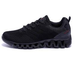 Мужские летние кроссовки сетка BS Trend System Black