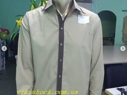 Мужские рабочие рубашки корпоративная спецодежда для персонала