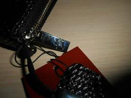Мужской Кошелек клатч барсетка Stefano Ricci, кожа, Италия - фото 2