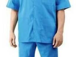 Мужской рабочий костюм Доктор