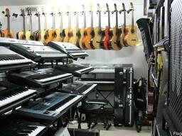 Музичні інстументи музикальные инструменты