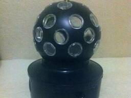 Музичний міні-проектор для вечірок LED Crystal Magic Ball Li
