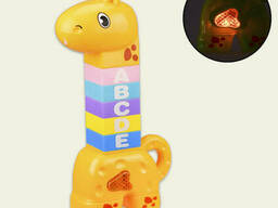 Муз. разв. игрушка BY600-1 (Yellow)