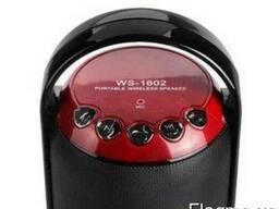 Музыкальная колонка с bluetooth WS-1602