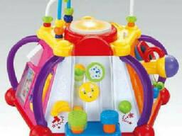 Музыкальная развивающая игрушка MOLA (806Logic)