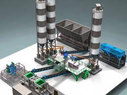 MVS 3615 Производство бетонного паркета и брикета