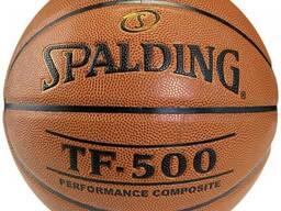 М'яч баскетбольний Spalding TF-500 IN-OUT Size 7 SKL41-227162