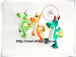 Мягкая игрушка дракончик, мягкие игрушки для детей