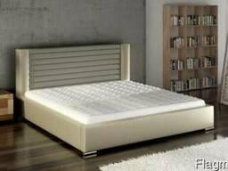 Мягкая кровать Frost – это настоящее королевское ложе