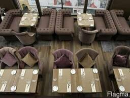 Мягкая мебель для кафе, бара, ресторана, кофейни, кальянной