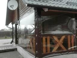 Мягкие окна, изготовление и ремонт