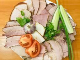 Мясные деликатесы, колбасные изделия