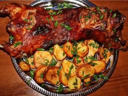 Мясо нутрии (тушка)
