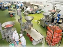 Мясоперерабатывающее оборудование
