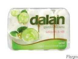 Мыло Dalan Beaty 90*4 Огурец с молоком