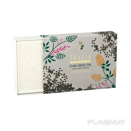Мило Thalia Chia Seed Oil Натуральне з олією насіння чіа, 150 г