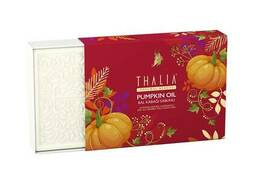 Натуральне мило з олією насіння гарбуза Thalia, 150 г