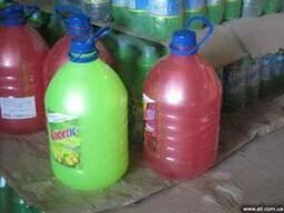 Мыло жидкое 5 л в ПЕТ-бутылках Ultra