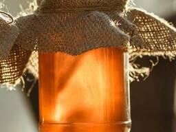 Мёд подсолнуха натуральный 1 кг