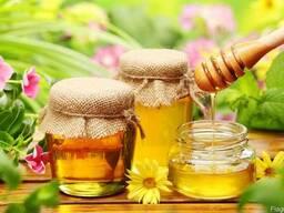 Мёд разнотравие.
