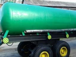 МЖТ-12Е Машина, бочка для внесения жидкого навоза