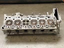 N57D30 головка блока цилиндров BMW X5 E70 3.0D.