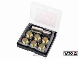 Набір для ремонту оливних пробок YATO М20 х 1.5 6 шт