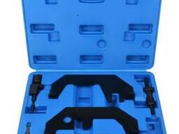 Набір фіксаторів для обслуговування двигунів BMW , 5пр. N62, N73, 3.6, 4.0, 4.4, 4.8 V. ..