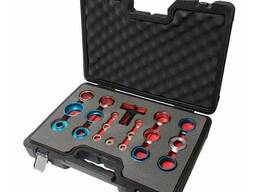 Набір пристосувань оправок для зняття і установки сальників, F-920G1D Forsage