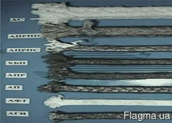 Набивки АФТ 6-26 мм, ХБП 6-28 мм
