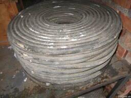 Набивка сальниковая ХБП диаметр 16 мм круглая