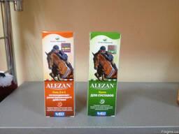 Набор:Алезан для суставов 100мл и Алезан 2 в 1, гель охл-раз