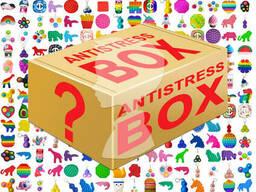 Набор Antistress Box для мальчиков