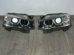 Набор би-ксеноновых фар (bi-xenon) для BMW X3 F25 с разборки