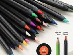 """Набор цветных карандашей марко """"Renoir fine art"""" 48 шт"""