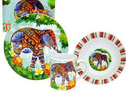 Набор детской посуды Snt Индия 5140 3 предмета
