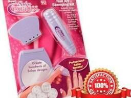 Набор для дизайна ногтей Салон экспресс